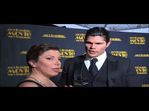 Interviewng Actor Taylor James of Samson and Delilah