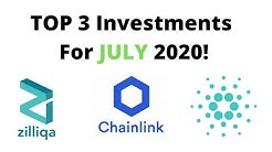 Top 3 Cryptocurrency Investments For July 2020 & Why YOU Should Question The System!
