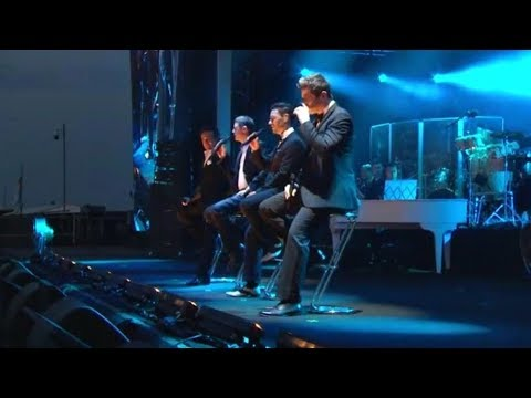 IL DIVO Timeless Concert Lytham 22-7-2018