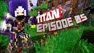 Feindkontakt?! Ein Wither?! - Minecraft TITAN Ep. 05 | VeniCraft
