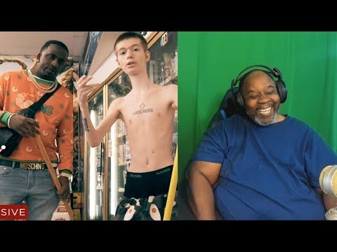 """Dad Reacts to Daddy Long Neck & Wide Neck """"Neckst Big Thing"""" (Official Music Video)"""