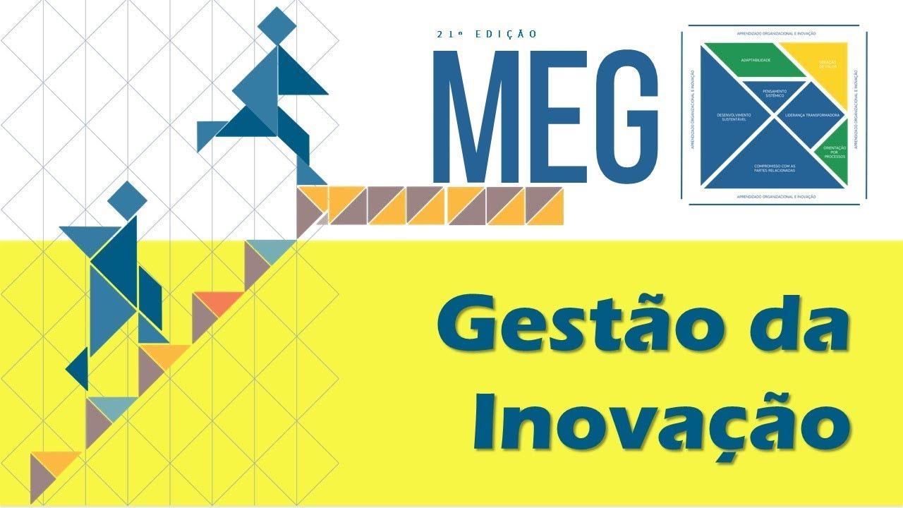 Meg Modelo De Excelência Da Gestão Gestão Da Inovação
