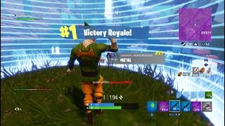 Fortnite / Codename E.L.F / Blitz Victory Royale