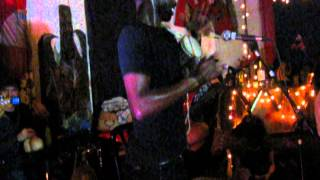 Modou Toure w live band 05/2013 at Passing Clouds 3