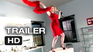 Compulsion Official Trailer 1 (2013) - Heather Graham Thriller HD