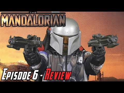The Mandalorian Episode 6 - Angry Review