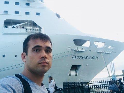 Empress Of The Seas And Florida