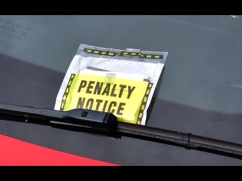 County Council withdraw 'illegal' Parking Ticket after they watched this video
