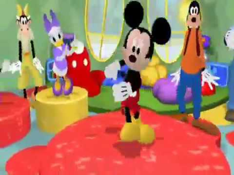 Mickey Mouse Clubhouse Hot Dog Dance Youtube