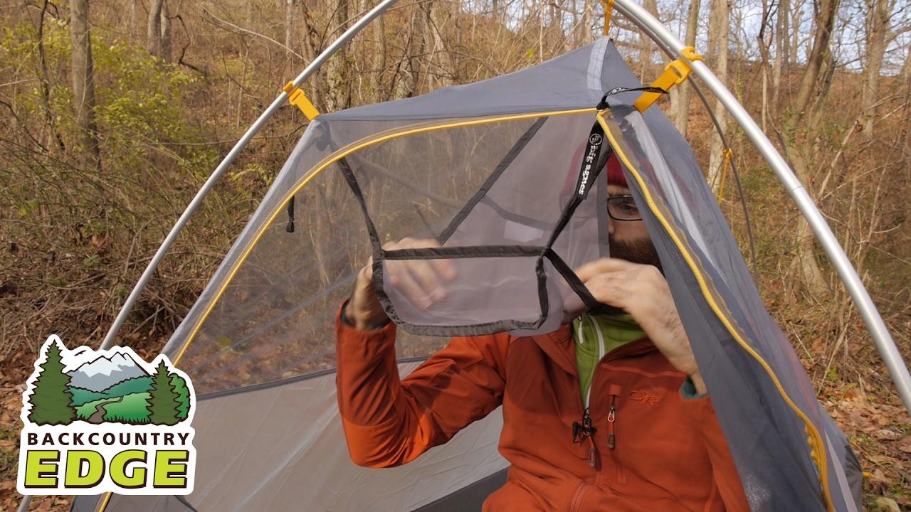 Big Agnes Triangle Gear Loft & Big Agnes Triangle Gear Loft - YouTube
