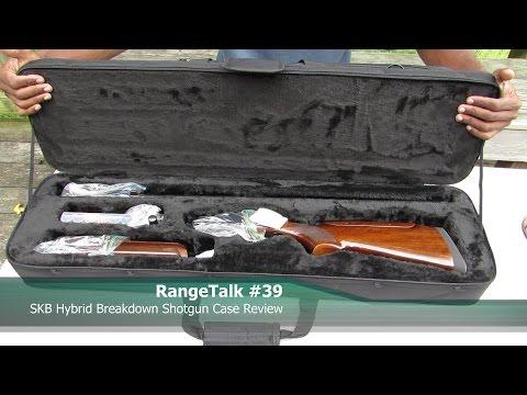 RangeTalk #39 - SKB Hybrid Shotgun Case Review