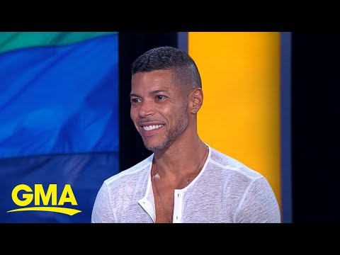 Wilson Cruz on celebrating Pride and the LGBTQ movement | GMA ...