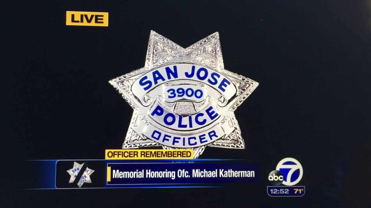 The Last Radio Call For Fallen San Jose Police Officer Michael