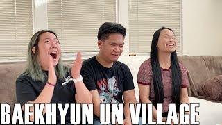 Baekhyun - UN Village (Reaction Video)