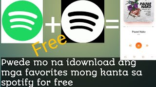 Gambar cover How to download spotify songs and play offline (android 2019)