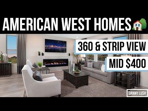 Kendall - American West Homes In Skyview Terrace Las Vegas