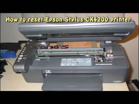 EPSON STYLUS CX4200 PRINTER WINDOWS 7 X64 DRIVER