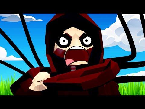 Mr Death Himself Isn't The OG Reaper Of TABS?