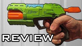 REVIEW: Zuru Xshot Bug Attack Rapid Fire
