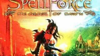 SpellForce:The Order Of Dawn walkthrough - part 1 (Greyfell & Liannon)