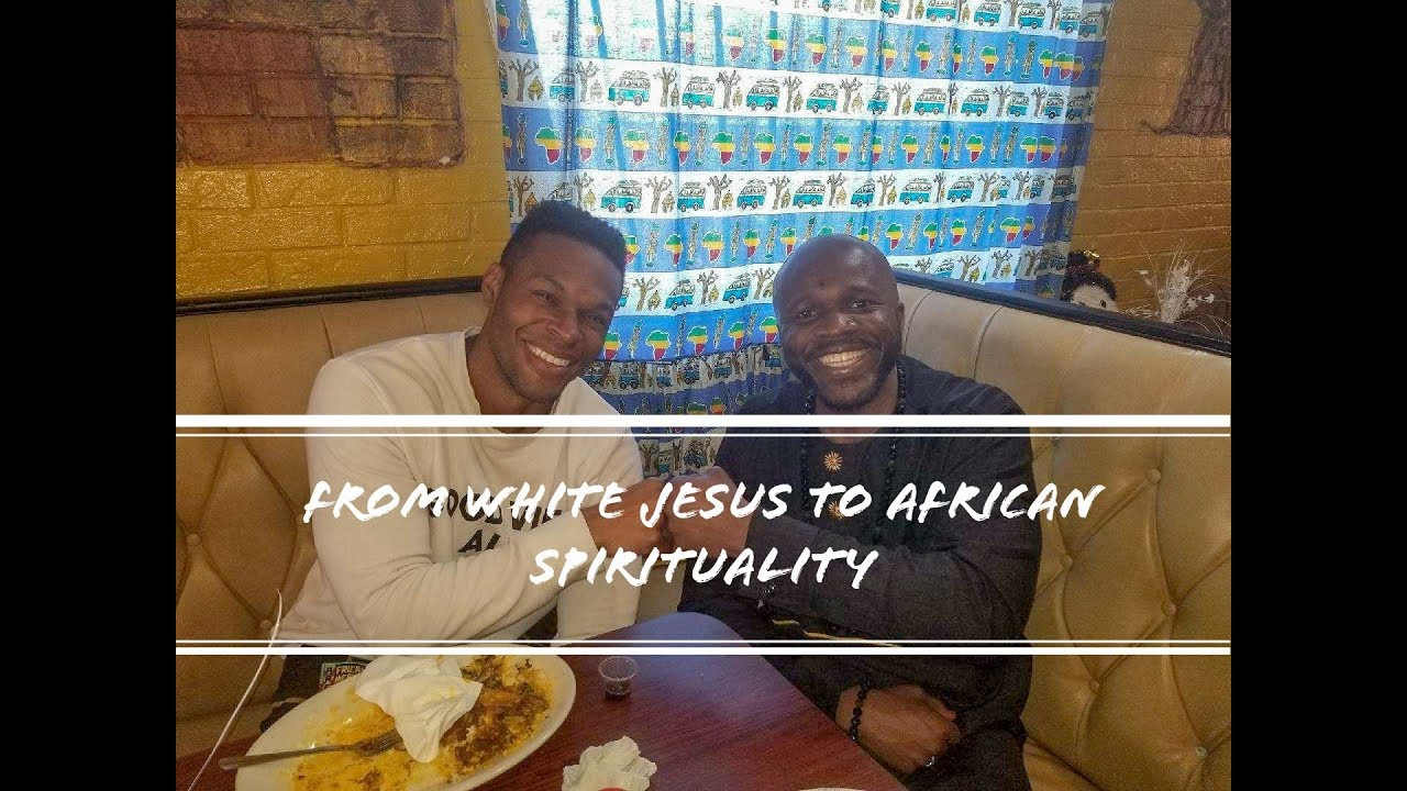 From White Jesus To African Spirituality, Amare's Spiritual Journey w/ Amare Amiri