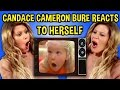 CANDACE CAMERON BURE (Fuller House!) REACTS TO HER OLD COMMERCIALS