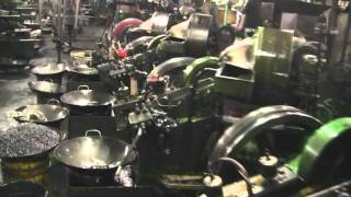 Herstellung von Schrauben Teil 1 ( Manufacturing of Screws Part 1 )