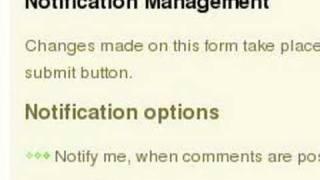 linux action show forum bug