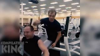 Most awkward gym moments - Funny gym fail compilation!