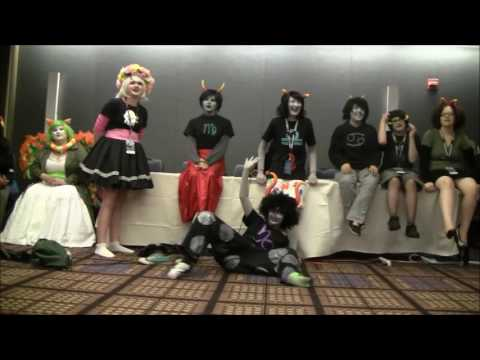 Anime Midwest 2016: HOMESTUCK SHENANIGANS