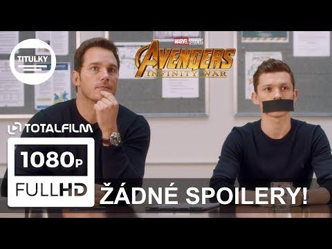 Avengers: Infinity War (2018) Žádné spoilery! CZ HD spot