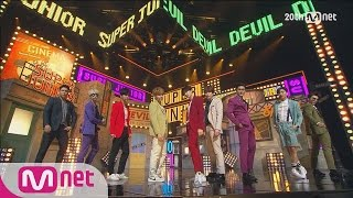 Gambar cover Super Junior(슈퍼주니어) - 'Devil' il′ M COUNTDOWN 150716 COMEBACK Stage Ep.433