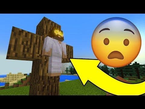 "Minecraft ""JESUS"" World (Finding God in This Minecraft Seed)"