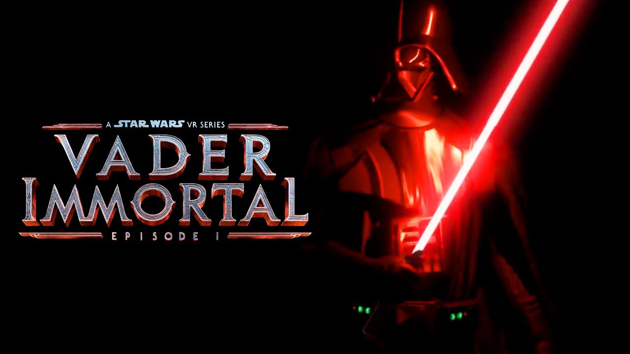 Vader Immortal: A Star Wars VR -Trailer