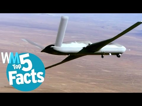 Top 5 Interesting Drone Facts