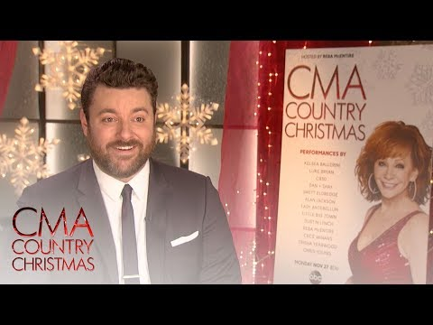 CMA Country Christmas: Quick Takes with Chris Young | CMA