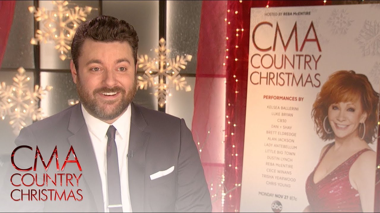 cma country christmas quick takes with chris young cma