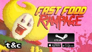 FAST FOOD RAMPAGE - OUT NOW ON STEAM!