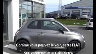 FIAT 500 0.9 8v TwinAir Stop&Start à MENDE - Une occasion Autotransac
