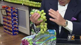 Tip Of The Day: Chilean Green Grapes