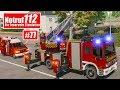 NOTRUF 112 #77: Mit DREHLEITER Baum absägen und NEWS! I Feuerwehr-Simulation