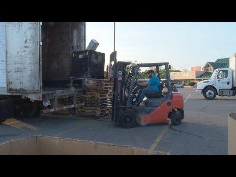Cincinnati Reds Kick Off 10th Annual E-waste Recycling Driv