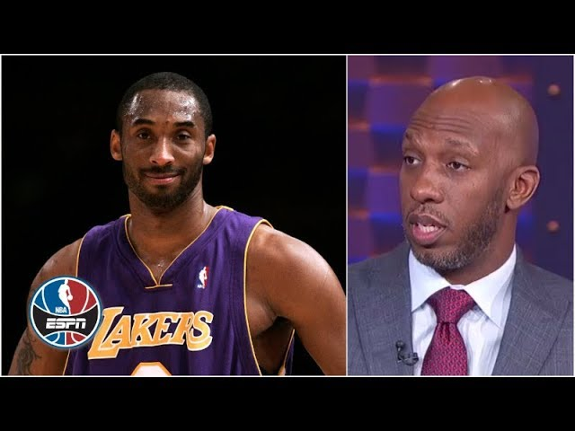 Kobe Bryant, not LeBron or MJ, was the most skilled player ever - Chauncey Billups | NBA Countdown