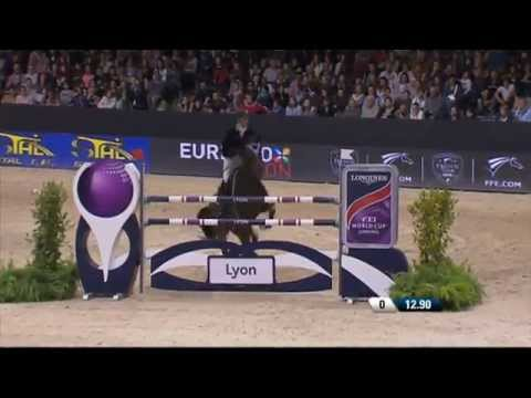 REPLAY - Lyon 2014 - Longines FEI World Cup™ Jumping Grand Prix