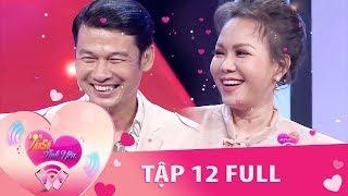 Việt Hương cuối cùng cũng làm mai thành công cho Tiết Cương | Tần Số Tình Yêu tập 12