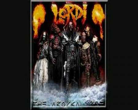Lordi - Hard Rock Hallelujah ( Album Version )