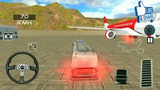 Airport police prison Bus simulator Android Play game