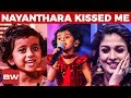"Download ""Nayanthara Kissed me!""- Sun Singer Title winner Ananya's cute musical Interview 