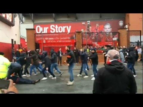 """Scontri Liverpool, cade l'accusa di """"tentato omicidio"""""""