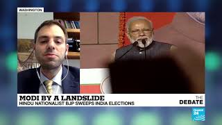 Indian elections: 'There is no alternative to Modi'